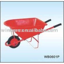 carrinho de mão de roda singal