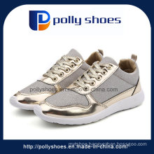 Latest Women Fashion Canvas Shoes Ladies Shoe