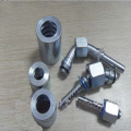 Hydraulic Hose Fitting Adapter (can be steel and brass)