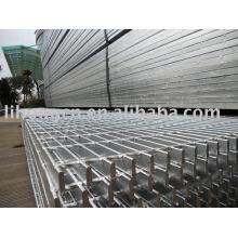 steel grid plate