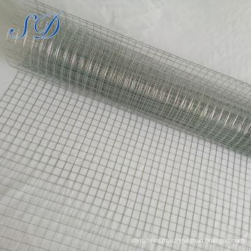 Malha de arame soldada galvanizada de baixo preço