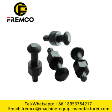 Bolts for Cutting Edge and Bit End