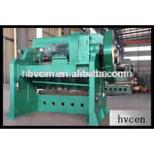 Q11-20x2500 máquina usada para el corte de aluminio