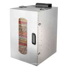Household and commercial 20-layer vegetable and fruit drying machine