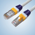 Cat5e UTP Copper Patch cord 7/0.20BC 100% pass fluke test