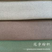Tissu pour canapé rembourré en velours côtelé
