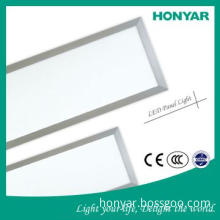 Hotel and Hospital Used LED Flat Panel Lamp 45W 300X1200mm