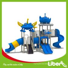 China Herstellung Outdoor Spielplatz Spielzeug / Kinder Hinterhof Spielzeug (LE.XK.015)