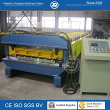 Doppelte Deck Roll Umformmaschine zum Verkauf in Nigeria