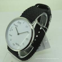 Le sexe des hommes et la fabrication de montres d'OEM de matériel d'acier inoxydable