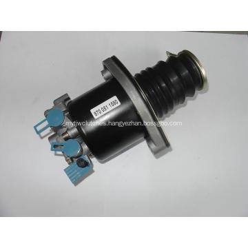 Clutch servos for Benz trucks