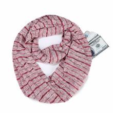 Fashion 2020 Women Scarf  Winter Convertible Infinity Scarf Pocket