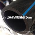 Tuyau en polyéthylène PE100 PEPE tuyau PN10 PN 16 Tuyau en plastique HDPE noir prix