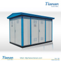 QTDL Outdoor High Voltage Prefabricated Switchgear & Substation (ZBW)