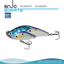 Angler Select School Fish Lipless Fishing Tackle Lure with Bkk Treble Hooks (SLL16185)