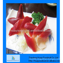 Frozen arctic surf clam meat
