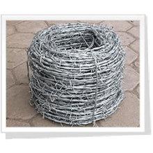 Producción especializada de alambre de púas