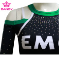 AB Crystals Plus Size Custom Cheer Uniforms Online
