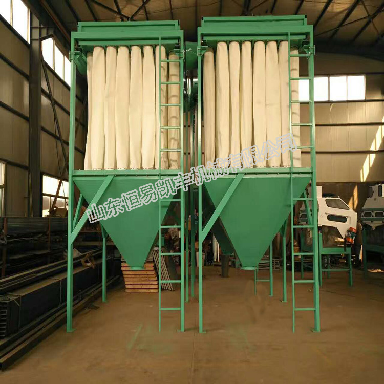 bag-type dust remover equipment