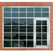 Janela / porta de aço inoxidável / porta de entrada / janela da sala (6731)