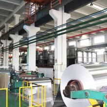 Bessere Maschine zur Herstellung von Aluminiumfolienbehältern in Indien