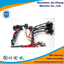 Electrical Wire Harness Male and Female Assemblies Cable Assembly