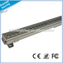 customized length Professional dmx rgb led wall washer with high quality used for bridge lighting