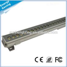 Подгонянная длина Профессиональная dmx rgb led шайба стены с высоким качеством используемым для освещения моста
