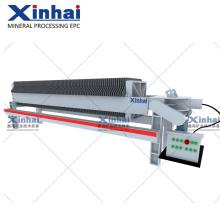 Platten- und Rahmenfilterpressenmaschine