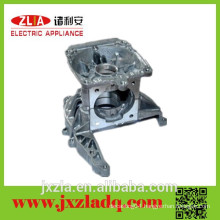 High precision aluminum die casting parts 26cc grass trimmer and bruch cutter crankcase