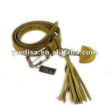 New Style Leather Belt Narrow Leather Belt