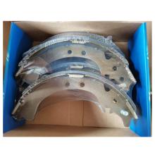 DSS top quality semi-metallic ceramic auto drum brake shoe for Toyota cars