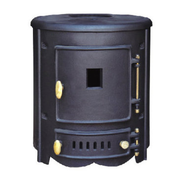 Cast Iron Stove, Wood Burning Stove (FIPA018)