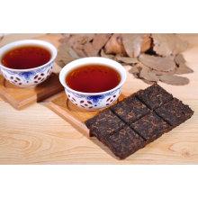 Chocolat Type PU Er Tea avec saveur de Lotus dans une boîte cadeau