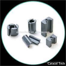 Les conceptions faites sur commande de C65 SCT16X16X8 conçoivent le noyau fendu de ferrite de SCT / SCH avec la taille différente