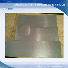 Porous Stainless Steel Corrugated Plate, Plate Electrode Metal Filter