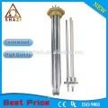 Industrial Tubular Bundle Electric Water Boiler Heating Elements With Brass flange Heater
