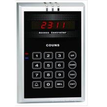 Máquina de gestión de tiempo y asistencia