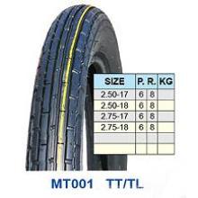 Das billigste Motorrad Reifen /Motorcycle Reifen 2,75-17 3.00-17 3.00-18 110/90-16 130/60-13 120/80-17 100/90-17.