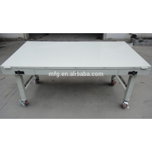 Table Aluninum / Cadre de table Aluninum / formage de tôle