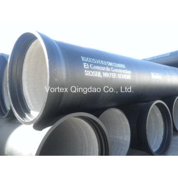 Vortex Ductile Iron Pipe (EN545)