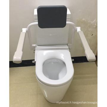 Fournisseur standard australien Filigrane salle de bains Washdown Toilette pour deux personnes handicapées (6018)