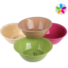 Fashion Creative Round Plastic Wash Basin (SLP045)