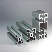 Aluminium Factory Extruded 40*40 T Slot Aluminium Extrusion Profile