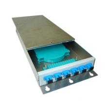 Fiber Optical Terminal Box for 6 Sc Adapters (JFTB-6SC)