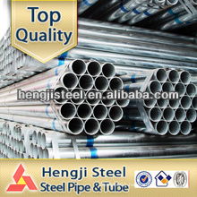 Hot-dipped galvanized steel pipe ASTM A53