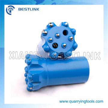 R32, R38, T38, T45, T51 Retrac & norme fil mèche hélicoïdale