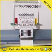 Einkopf kompakte Maschine Computer Stickerei Maschine Ersatzteile röhrenförmigen Stickerei Stickmaschine