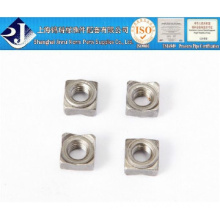 square welding nut