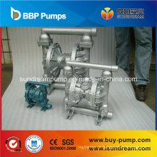 Poderosa sucção de aço inoxidável Bomba de lóbulo rotativo Bomba de diafragma pneumático Bomba de diafragma operado a ar